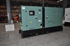 generating set Cummins 313kva/250kw,NTA855-G1B,silent type,Australian standard