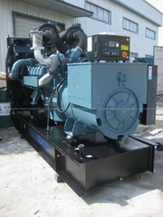 diesel generator with Doosan Daewoo engine