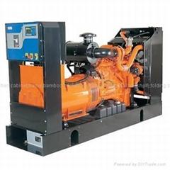 diesel generator FPT Iveco generator