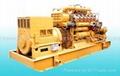 Santum gas generator set