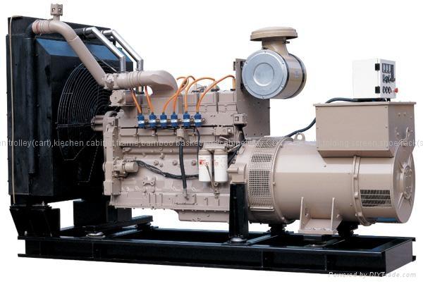 natural gas generator with Cummins engine (China