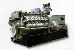 natural gas generator with Deutz engine