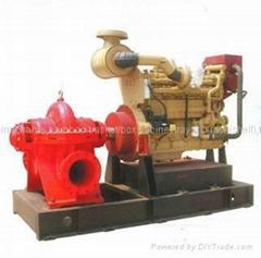 water pumping generator