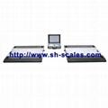 portable axle scale