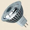 UL Listed 1*3W MR16 LED Lamp