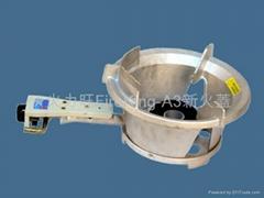 A3新火蓋電子式鑄鐵爐、猛火爐-石油氣爐、燃氣灶