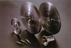 单晶硅多晶硅硅片修边倒角用ASAHI旭金刚石倒角砂轮