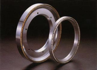 晶圓的背面研磨、背面研磨用旭日減薄砂輪、臺灣鑽石 1