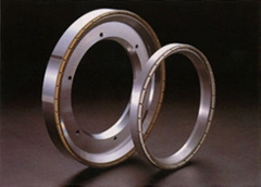 晶圆的背面研磨、背面研磨用旭日减薄砂轮、台湾钻石