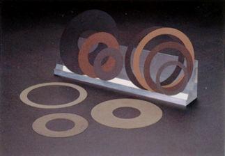 精密切断磨轮硅片切割用日本ASAHI旭金刚石无合金型基体刀片 1