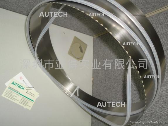 旭電鍍帶鋸條Asahi Electroplated saw 1