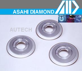 SUN旭轮毂型电镀刀片 ASAHI DICING BLADE 1