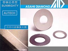 ASAHI带钢芯类型刀片(SUNMIGHTY)
