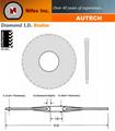 美國Nifec公司16英吋422*152mm內圓切割刀片   1