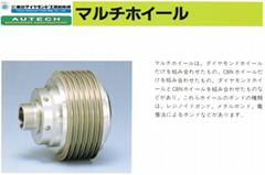 日本东京钻石树脂结合剂、金属结合剂切割刀轮DTS Blade
