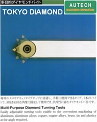 DTS多目的ダイヤモンドバイト、东京钻石多用途角度车刀