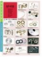 日本旭鑽石電鑄切割刀片,太陽牌切口型高精密刀輪 2