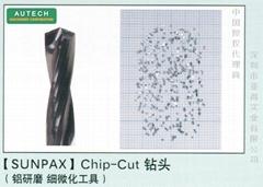 日本旭金刚石工具铝加工用细微化铰刀