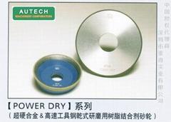 日本旭金剛石工具 高速鋼干式研磨用樹脂結合劑砂輪