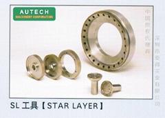 日本旭钻石 STAR LAYER研磨砂轮