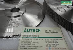 美國原廠nifec硅片倒角砂輪