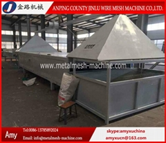 plastic coating mesh mac