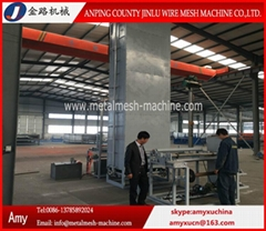 Fiberglass Wire Mesh Machine