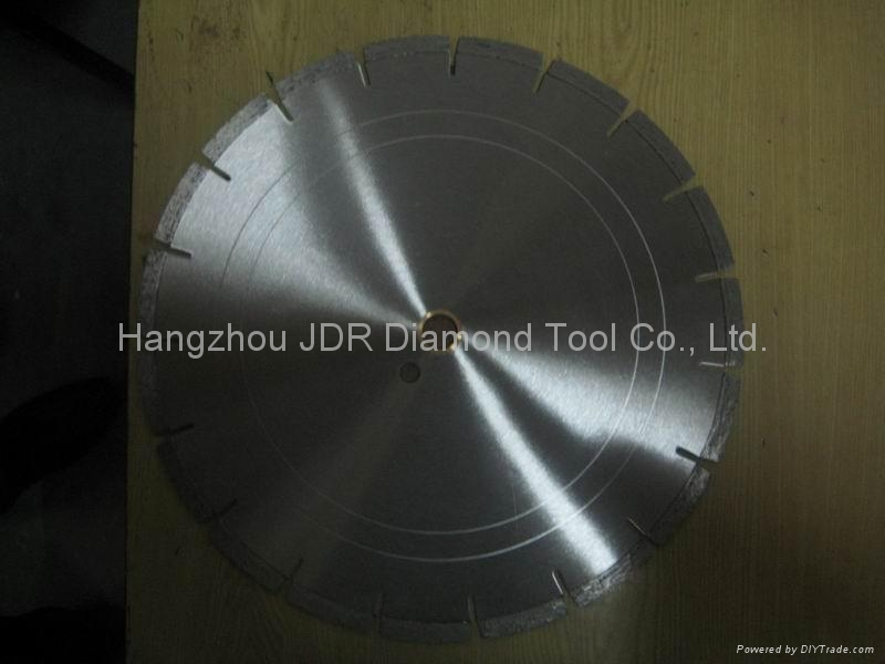 Lazer Welded Diamond Cutting Saw Blade China Laser