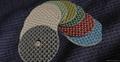 Flexible Dry Polishing pads