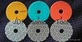 3 Step Diamond Polishing Pads 1