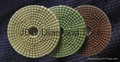 3 Step Diamond Polishing Pads