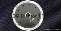 Diamond Turbo Narrow Teeth blades