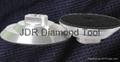 Aluminum Backer Pads