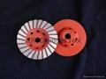 Straight Turbo Cup Wheel