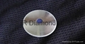 Continous rim Electroplated diamond