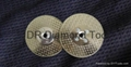 Pyramid Electroplated Diamond blades