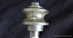 EP Diamond router bits
