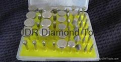 EP Diamond mounted point