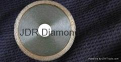 Diamond continuous Rim Blade