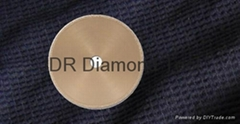 Vacuum brazed Rim diamond blades