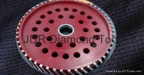 Sintered Diamond milling wheels 1