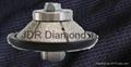 VB Diamond router bit for angel grinder