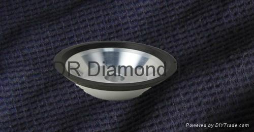 12V9 45 Degree diamond grinding wheels 1