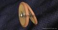 1 F1 Diamond Straight Arc wheels