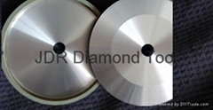 4A2 Vitrified diamond/CBN wheels