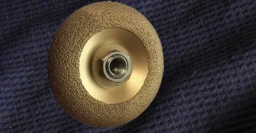 Convex VB diamond wheel 1
