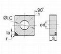 SNGA PCBN Turning Insert 2