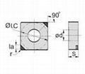 SNGA PCBN Turning Insert 4