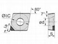 CCGW PCBN Turning Insert 2
