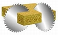 TCT Circular Saw Blades for cutting wood. Fine & smooth cross cut